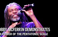 Bobby Mc Ferrin y la escala pentatónica