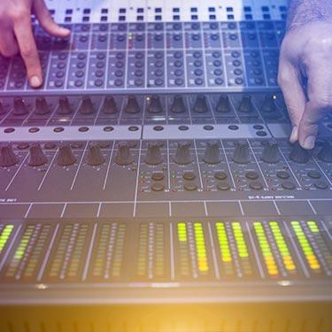 clases de tecnico de sonido