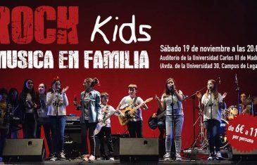 Rock Kids Música en Familia