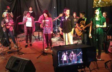 Rock Kids en el programa a tu ritmo