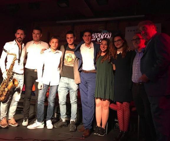 Rock Kids y Tony Melero en la Sala Morocco